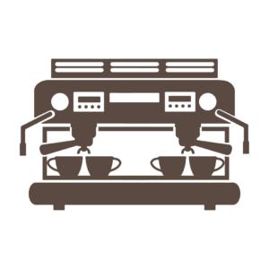 Proffesionálne pakové kávovary